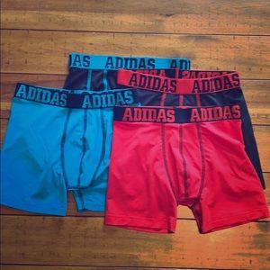 4 Pack NEW Adidas underwear